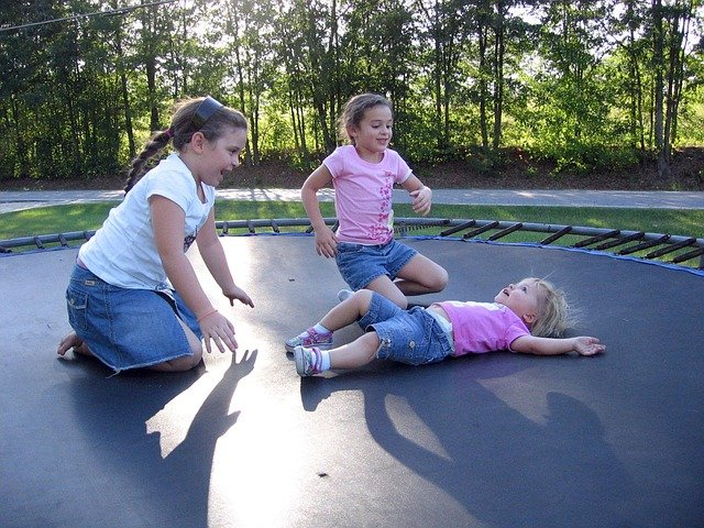 toddler trampoline suggestions